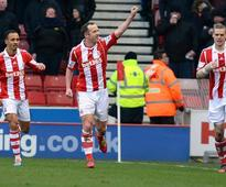 Adam beast and beauty as Stoke punish United