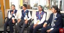 Kenyan students win award in the International Science and Engineering Fair