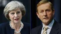 NI election: PM and Taoiseach urge respect during vote