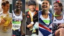 Olympic heroes honoured by the Queen