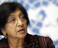 U.N. High Commissioner concerned about Egypt's draft law on civil society