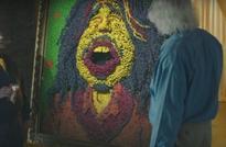 Aerosmith's Steven Tyler Rocks the Rainbow for Skittles' Super Bowl Spot