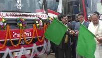 Tripura gets second passenger bus to Kolkata via Dhaka