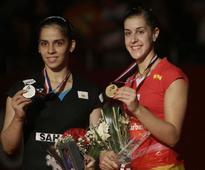 Carolina Marin Beats Saina Nehwal to Win Female Player of the Year Award
