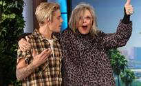 Diane Keaton, 70, wants to bed Justin Bieber, 22