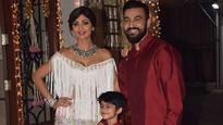 In Pics: Shilpa Shetty-Raj Kundra's Diwali bash was a star studded affair!