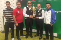 Iran wins Asian Snooker Championship