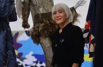 'I always did my own thing', says pioneer Korean fashion designer