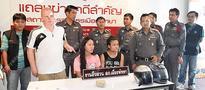 Pattaya Ladyboy Gang Caught For Robbery