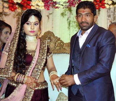 Yogeshwar Dutt, the man who wrestles and tweets