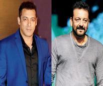 Sanju Baba & Salman creates a golden history