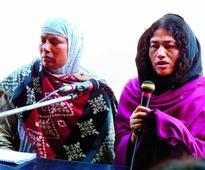 Sharmila seeks a change in the air