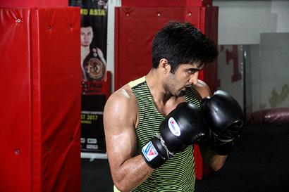 Will not rush things for world title: Vijender