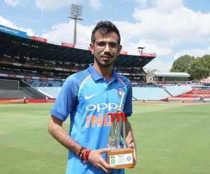 Chahal-Yadav partnership takes India to top spot