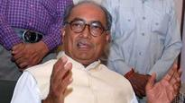 Police power has to rest with Centre, not Delhi govt: Digvijay Singh