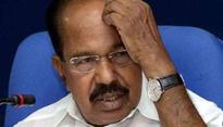 Veerappa Moily takes down his anti-party tweet on election ticket row that left Congress red-faced
