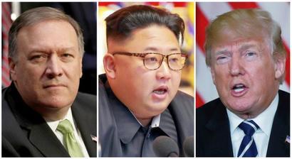 CIA's Mike Pompeo met Kim Jong un last week: Trump