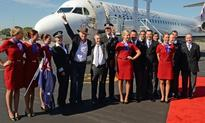 Branson lands in WA for Skywest takeover (The West Australian)