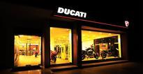 Ducati opens new showroom in Gujarat