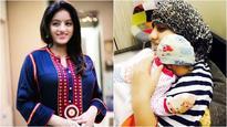 Deepika Singh aka Sandhya of 'Diya Aur Baati Hum' shares first picture of her baby boy!