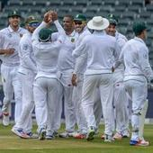 Pace barrage leaves Proteas well on top