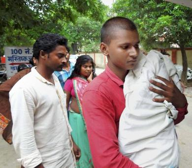 Gorakhpur tragedy: Grieving father files complaint against health minister