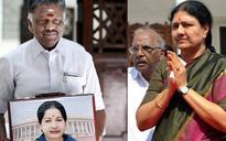 Jaya TV releases video poking fun at Pannerselvam, Palaniswami for falling on Sasikala's feet