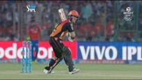 Warner crushes Brendon McCullum's Lions to send Sunrisers to IPL Final