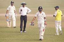 Nagpur pitch given official warning by ICC