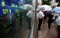 Dollar near seven-month high as euro slides, Asia slips on weaker oil