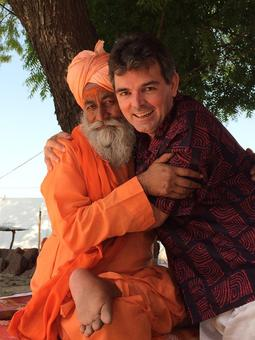The Hindi-speaking Aussie who loves India