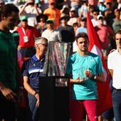 After Indian Wells defeat, Stan Wawrinka believes Roger Federer on course for World No.1 ranking