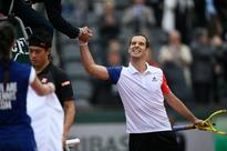 Gasquet keeps French flag flying with win over Nishikori at Roland Garros