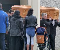 Funeral of murdered Thomas Farnan hears he was 'no saint' but 'a caring person'