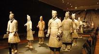 Sculptors re-imagine Emperor Qin's warriors