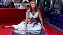 Roma Downey: Londonderry-born actress dedicates Hollywood star to home city