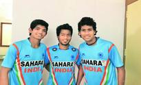 Brothers Walmiki make it to national cam...