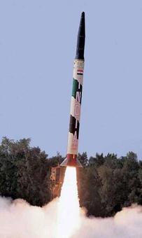 India tests Agni-I ballistic missile