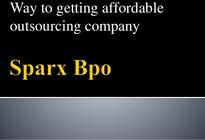 Way to getting affordable outsourcing company