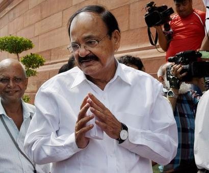 Naidu starts consultation process on impeachment notice against CJI