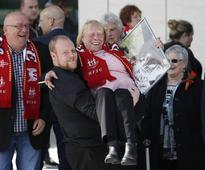 Hillsborough inquest jury finds death of 96 Liverpool fans was an unlawful killing