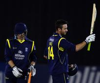 Vince takes Hampshire to win