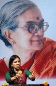 Modi adept at marketing himself, says Mallika Sarabhai