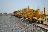 Dedicated Freight corridors: Indian Railways goes innovative with automatic track laying machines for the first time