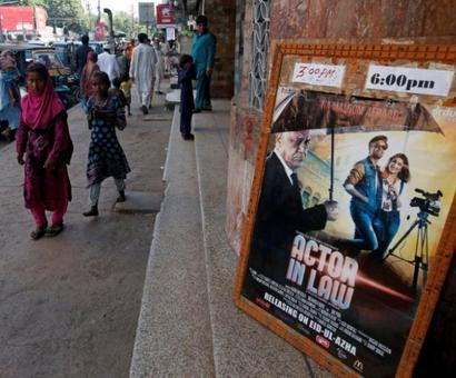 Pak theatres lift ban on Indian films, to resume screening from Monday