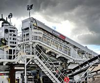 Terex Washing Systems announce debut attendance at CQMS Show 2017