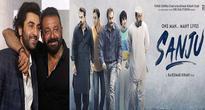 Dutt biopic titled 'Sanju', Ranbir spitting image of controversial Bollywood star