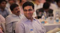Vishwanathan Anand loses to Russia's Vladimir Kramnik at Tal Memorial