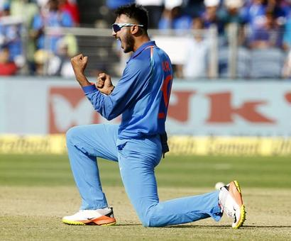 Kohli gives us confidence to bowl with a free mind: Axar