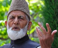 India wants to eliminate Syed Ali Gilani in slow death: APHC